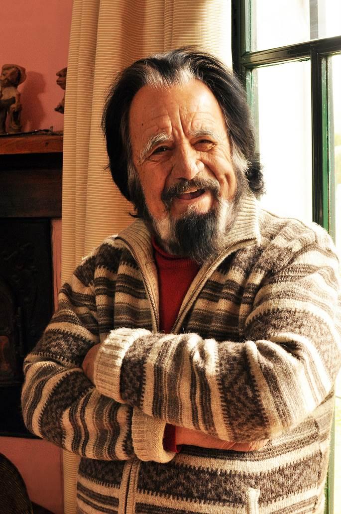 Vuelve un clásico del folklore: Horacio Guarany