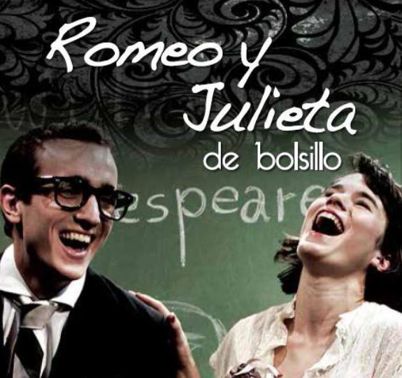 """Julia Gárriz y Emiliano Dionisi traen su """"Romeo y Julieta de bolsillo"""""""