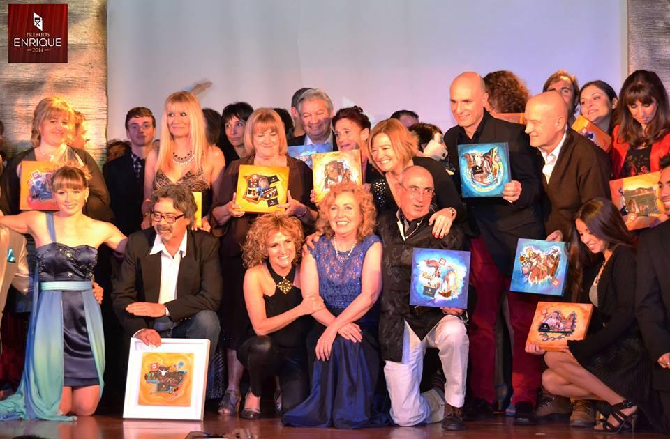 Distinguieron con el Premio Enrique a referentes de la cultura marplatense
