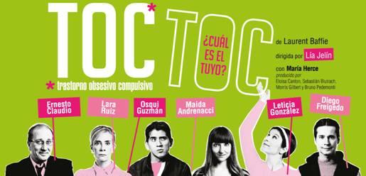 Toc Toc: Vuelve la comedia más obsesiva