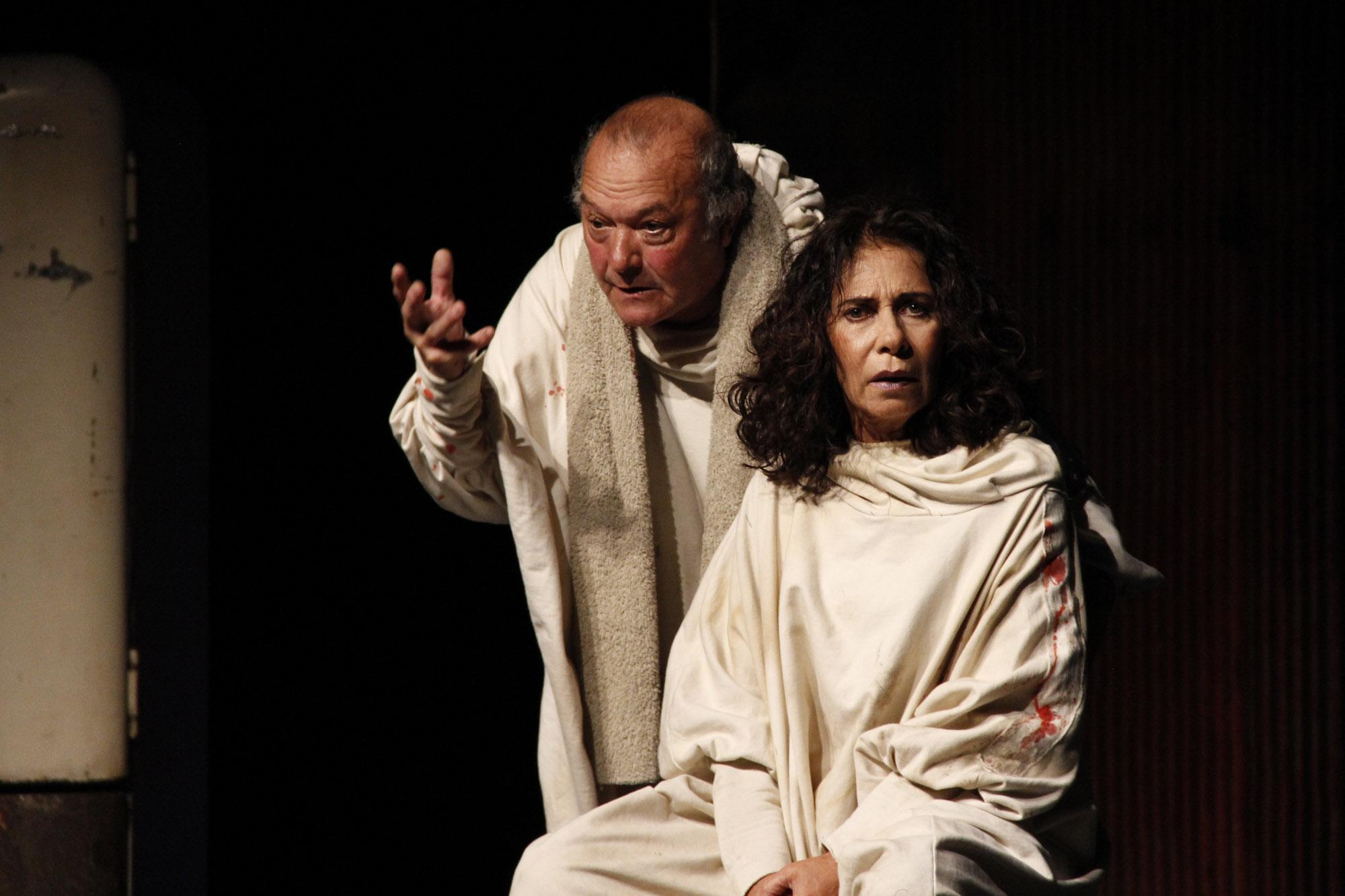 Antigona, un clásico del teatro universal