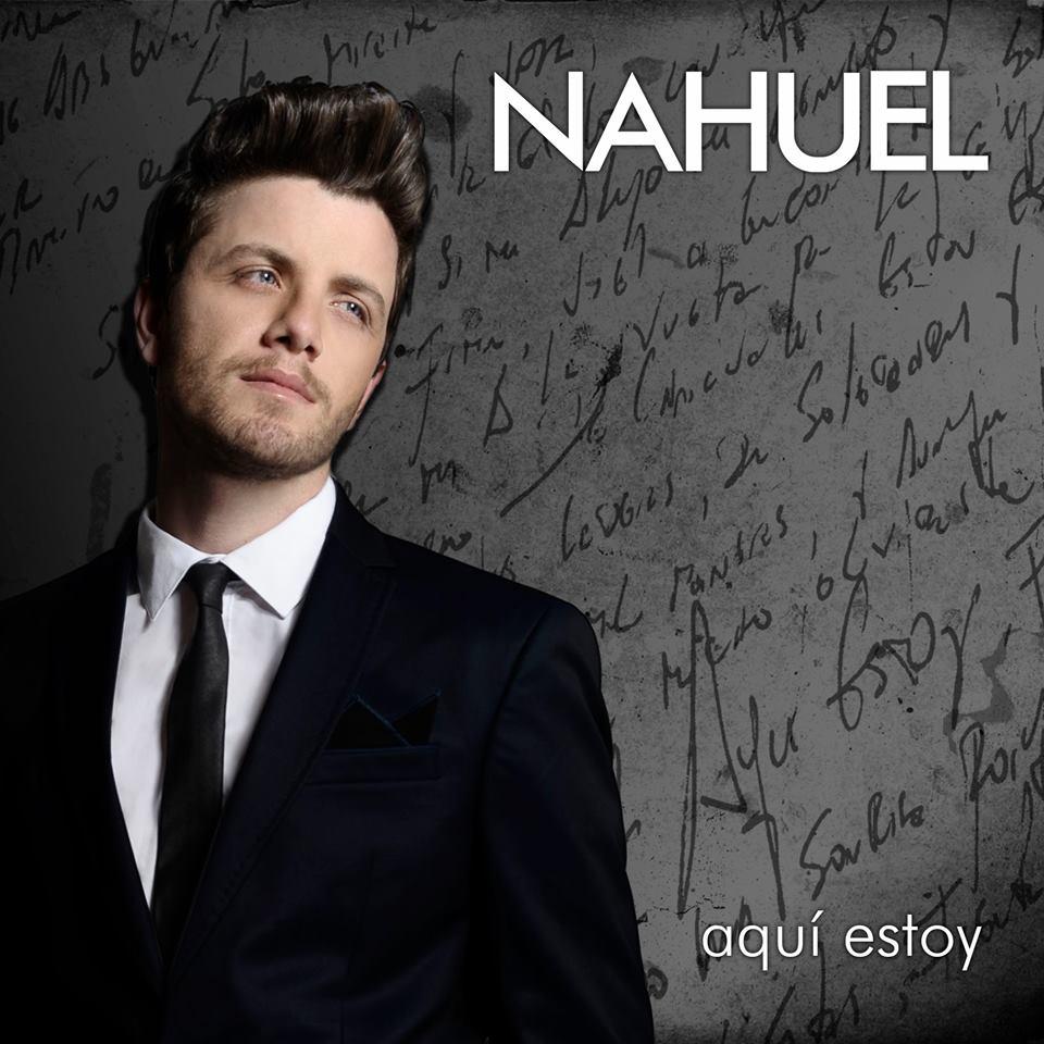 """Nahuel dice """"Aquí estoy"""" en el Teatro Colón"""