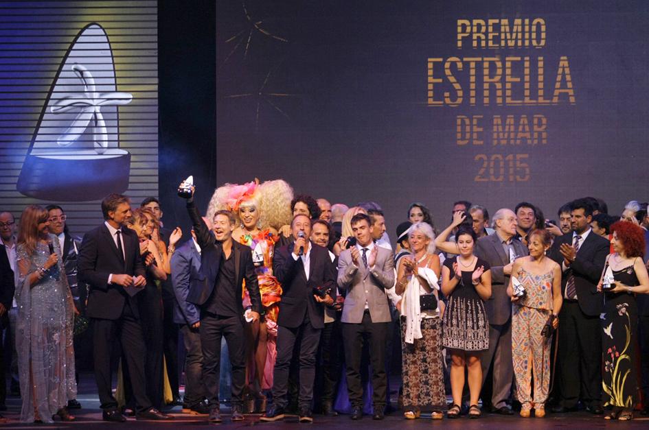 """Se entregaron los """"Premios Estrella de Mar 2015"""""""