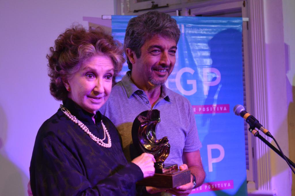 """""""Escenas de la Vida Conyugal"""" recibió el Premio José María Vilches"""