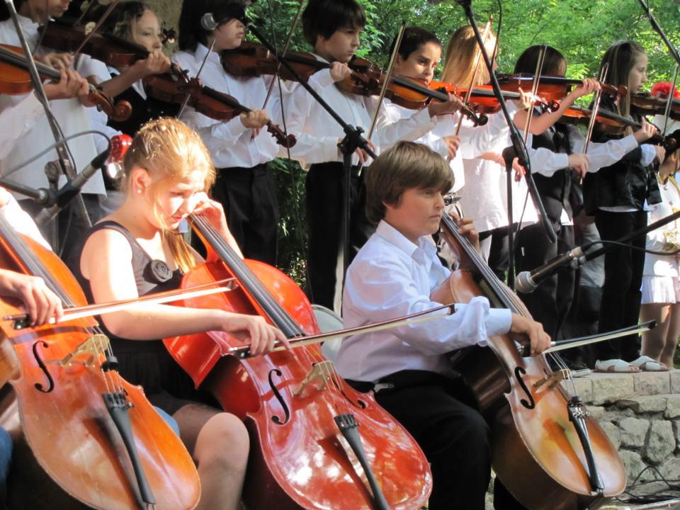 Comienzan las clases de la Orquesta Municipal Infanto Juvenil