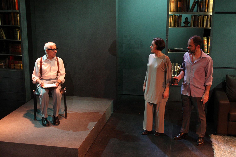 """El Teatro Nacional Cervantes presenta """"La muerte y la doncella"""""""