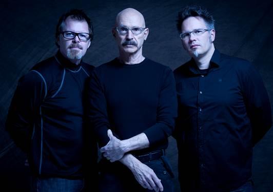 Stick Men : tres virtuosos en escena