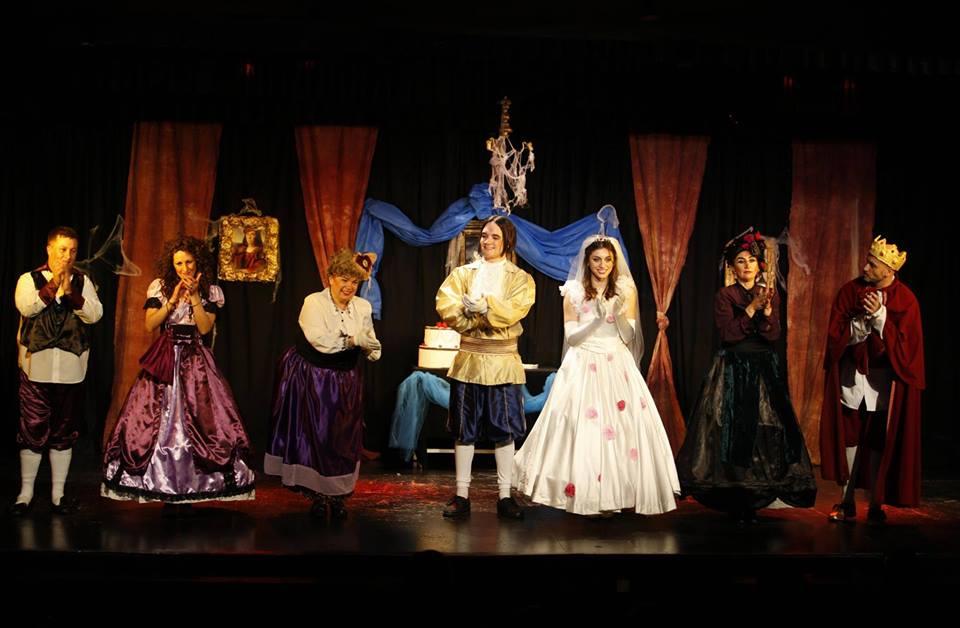 Ceniciento y Princesa: Una historia de amor (y humor)