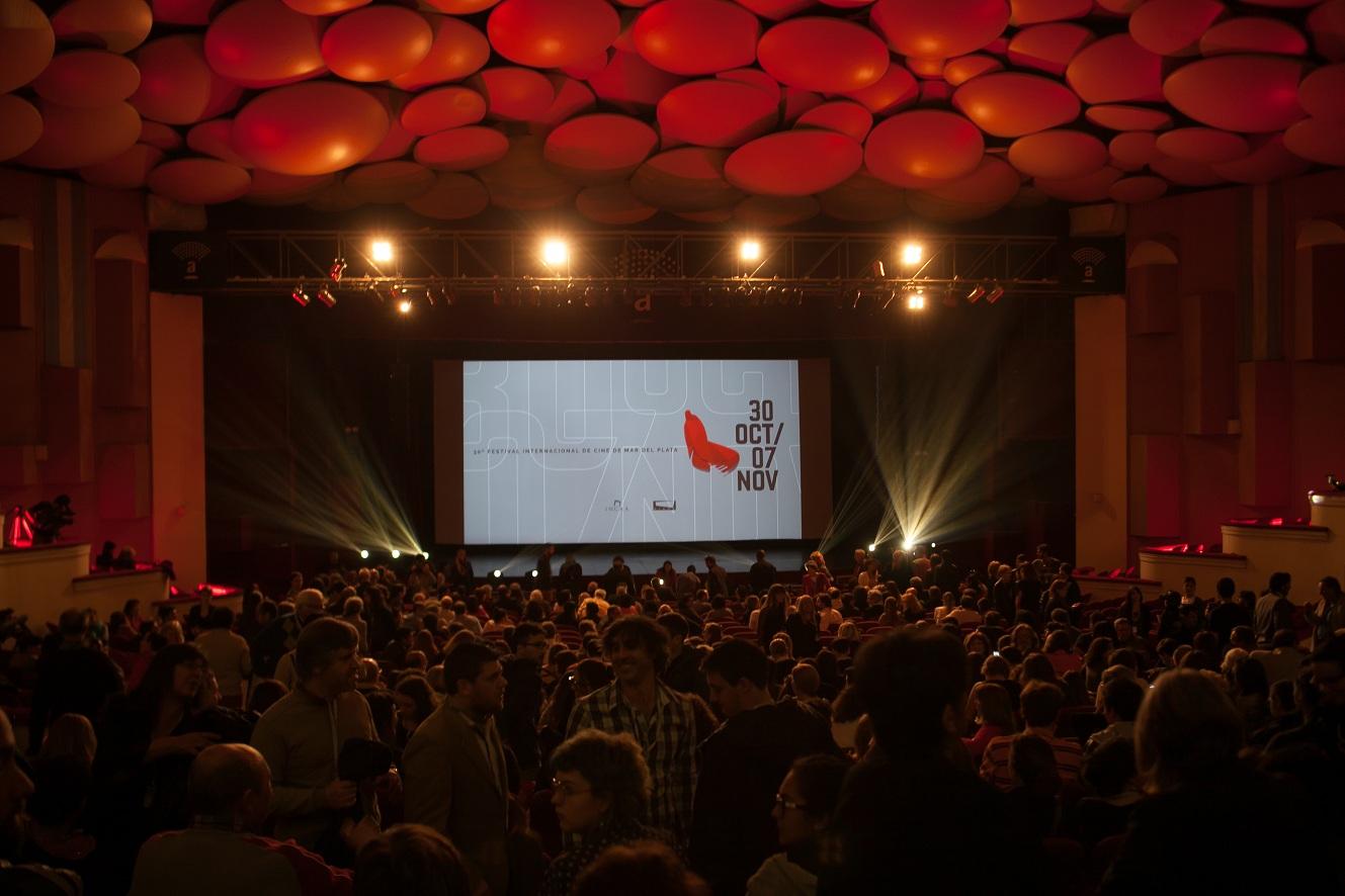 Arrancó el Festival Internacional de Cine de Mar del Plata