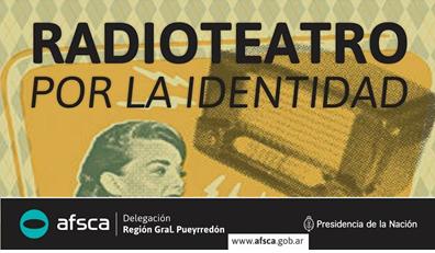 Carmen Leda Barreiro escuchará los trabajos finales del Taller de Radioteatro por la Identidad