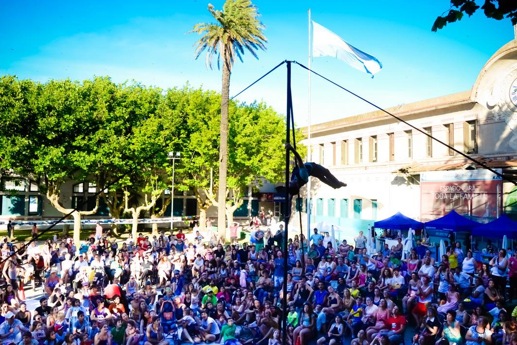 El Festival de Circo Hazmereir celebra sus 10 años