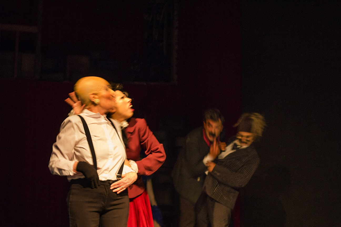 Encuentros de teatro internacional en salas independientes marplatenses