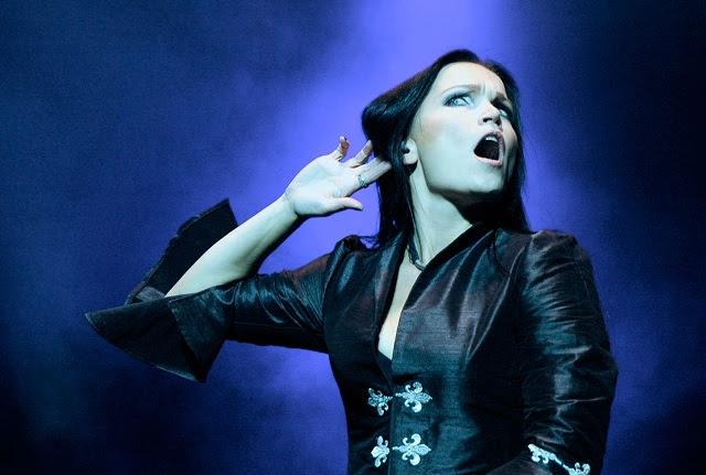 Tarja Turumen, la voz clásica del Metal, en el Auditorium
