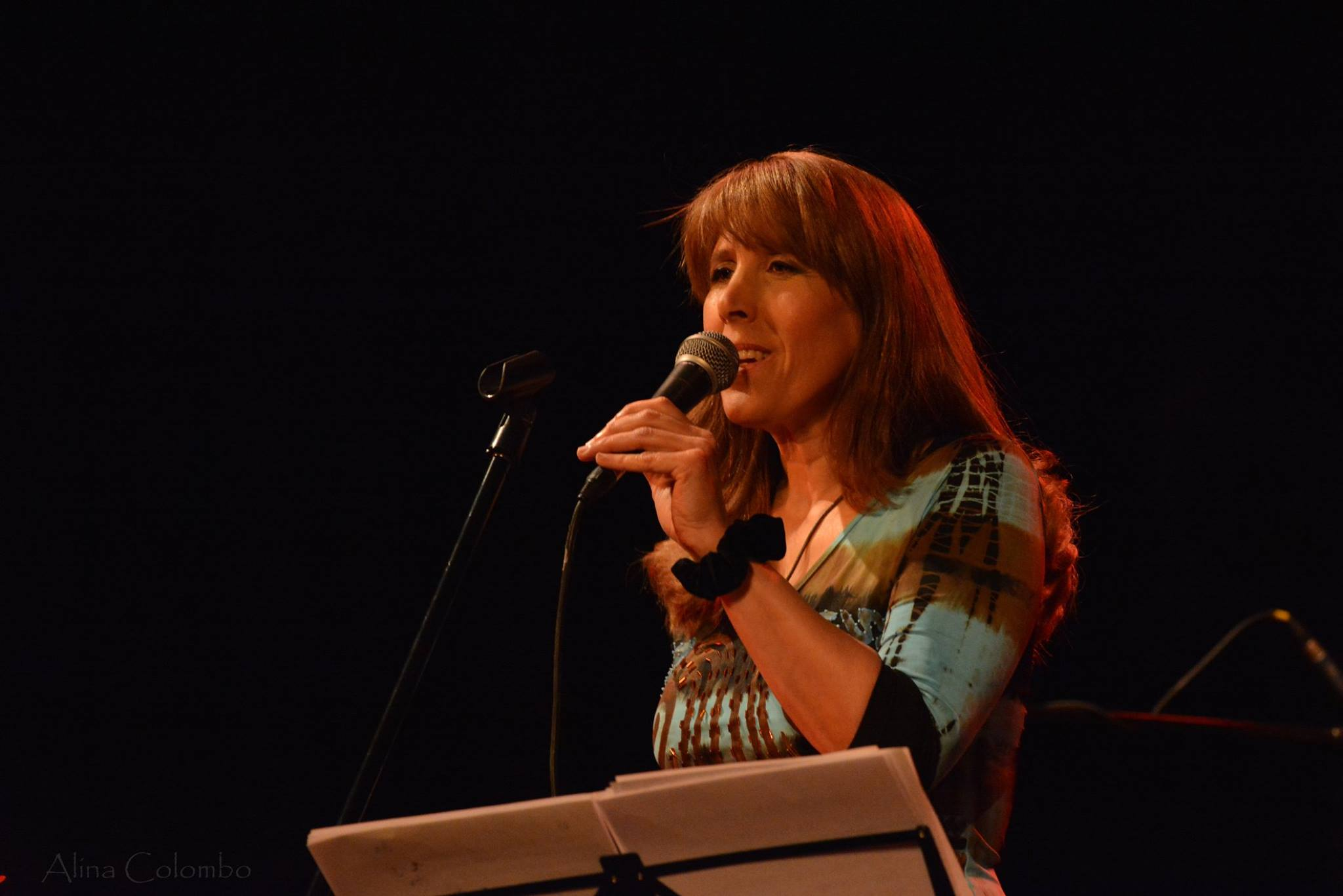 Sandra Crivelli rinde homenaje a Marilina Ross