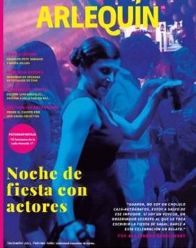 """Noche de fiesta con actores en """"Arlequín"""""""