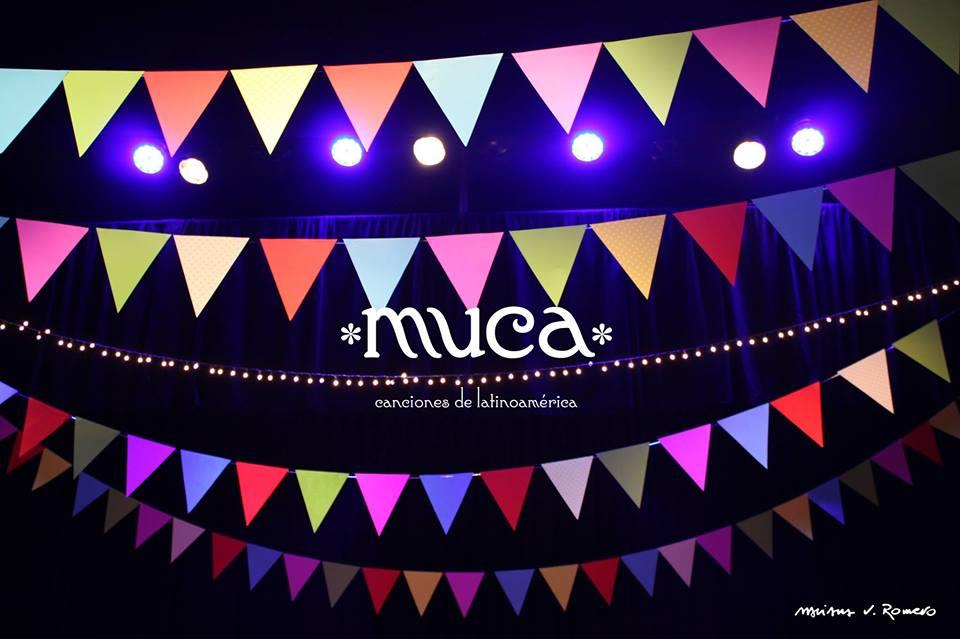Muca y su música latinoamericana en La Bodega