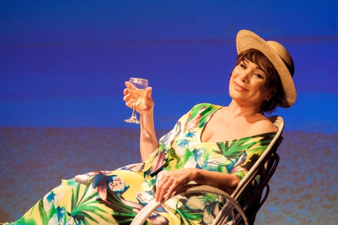 "Betiana Blum llega con ""Yo amo a Shirley Valentine"""