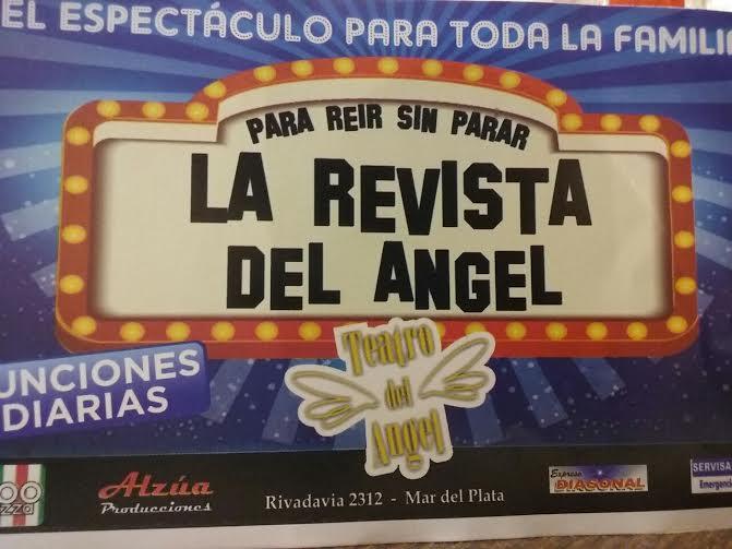 "Vuelve ""La Revista del Angel"""
