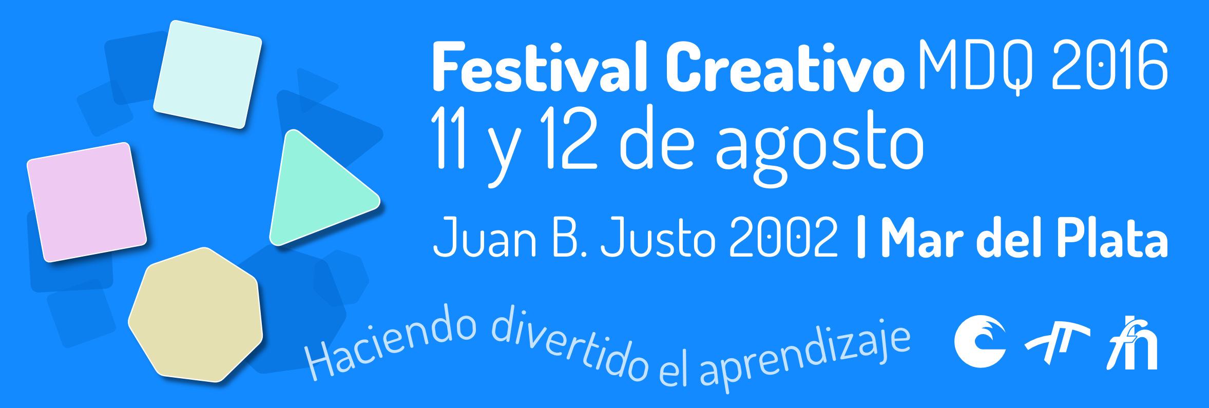 Se realiza el Primer Festival Creativo MDQ