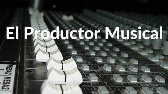 Buscan productor musical