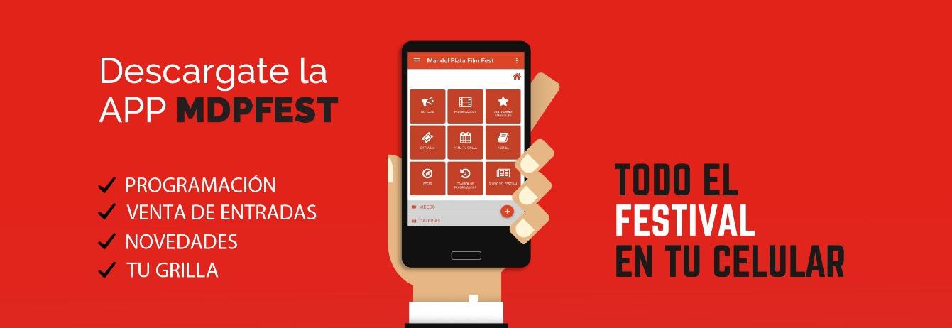 El Festival tiene su aplicación para smartphones