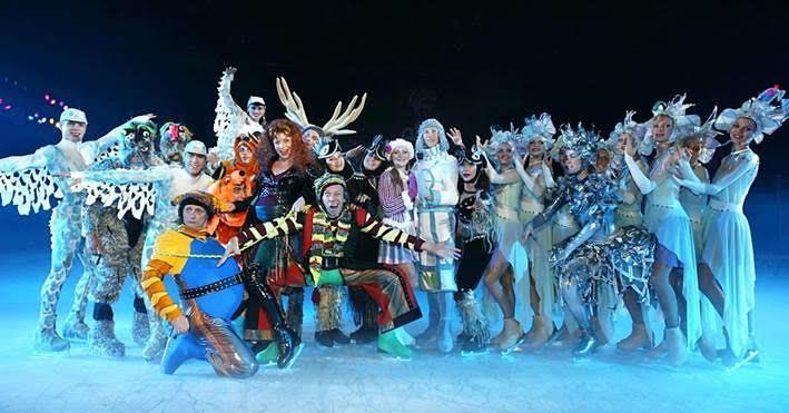 "Ya está en Mar del Plata el ""Moscow Stars on Ice"""
