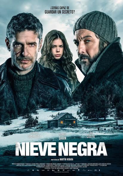 """Estrenan """"Nieve negra"""" con Darin y Sbaraglia"""