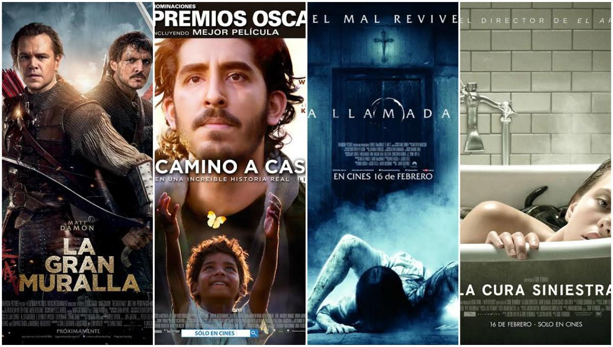 Cuatro estrenos renuevan la cartelera
