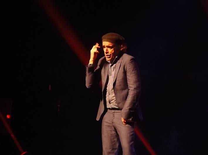 """Favio Posca: """"Siempre me fue muy bien en el teatro, soy un agradecido total a la gente"""""""