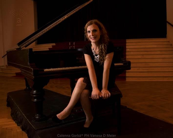 Calenna Garbä llevará su música a Estados Unidos