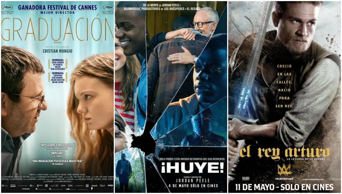 Descuentos y estrenos en la cartelera de cine marplatense