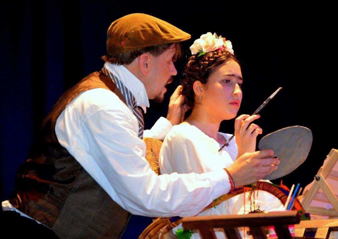 La Pequeña Frida se presenta en el Teatro Colón