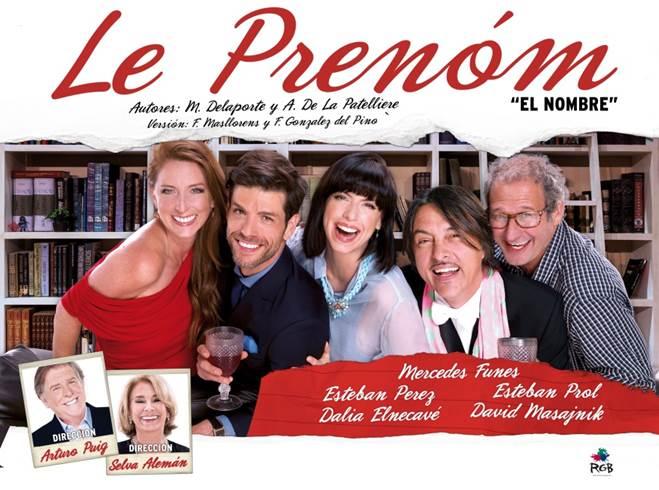 """""""Le Prenóm"""" vuelve a Mar del Plata"""