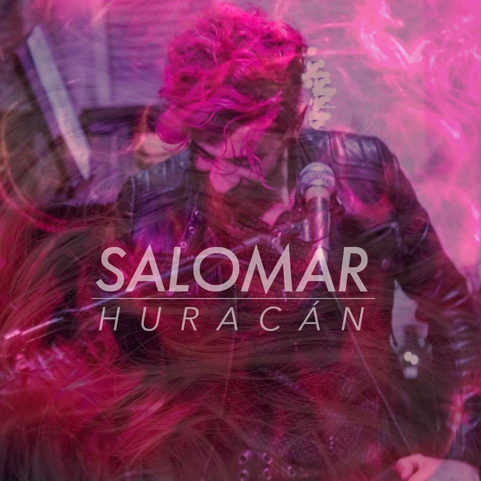 """Salomar presentará su nuevo disco """"Huracán"""""""