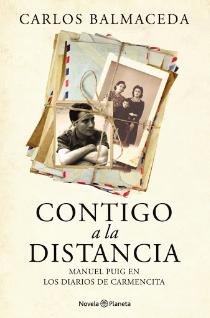 Carlos Balmaceda presenta su novela en la Feria del Libro