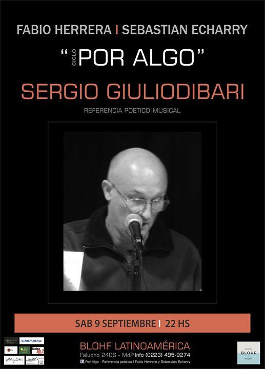 """El Ciclo """"Por Algo"""" llega a la estación Sergio Giuliodibari"""