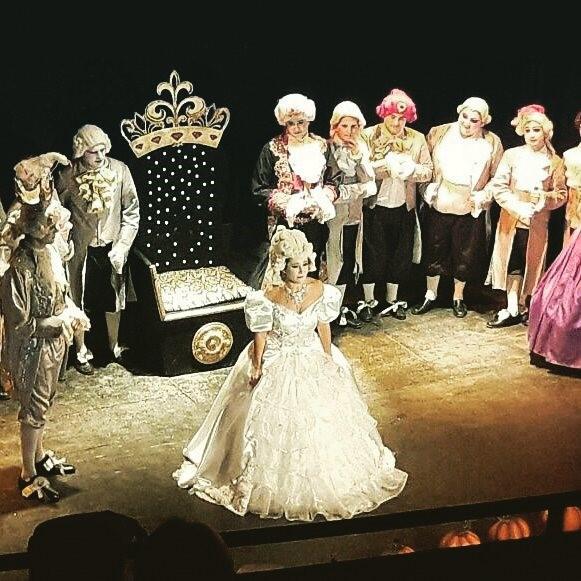 "Presentan la ópera ""La Cenicienta"" en el Teatro Auditorium"