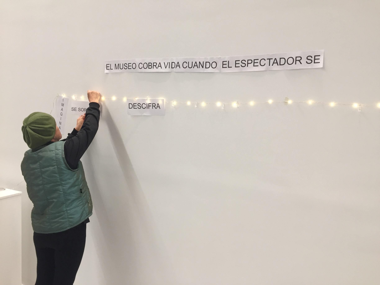 """""""Pensar en grande"""" en el Museo MAR"""