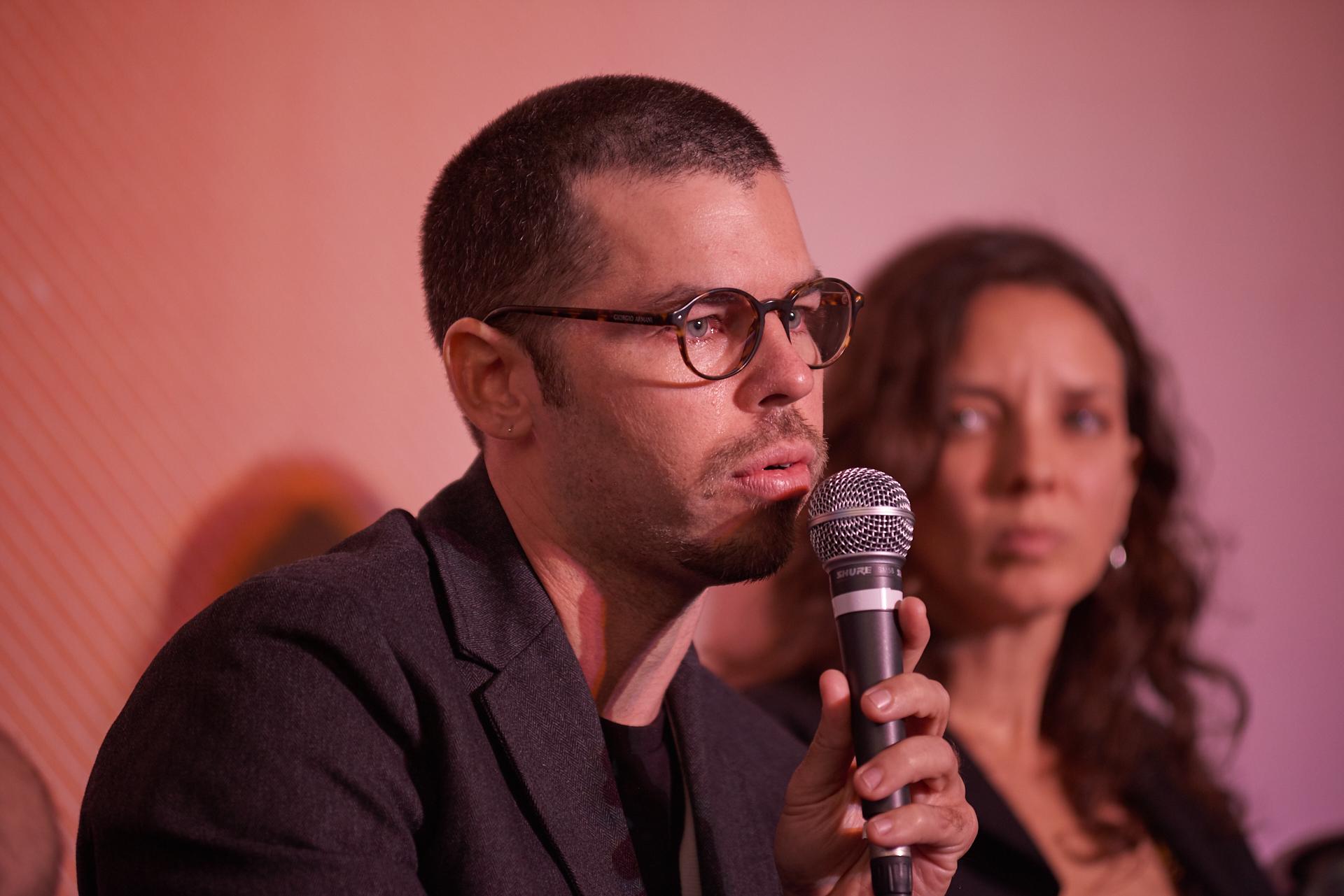 """Presentaron """"El silencio del viento"""" en el Festival Internacional de Cine de Mar del Plata"""