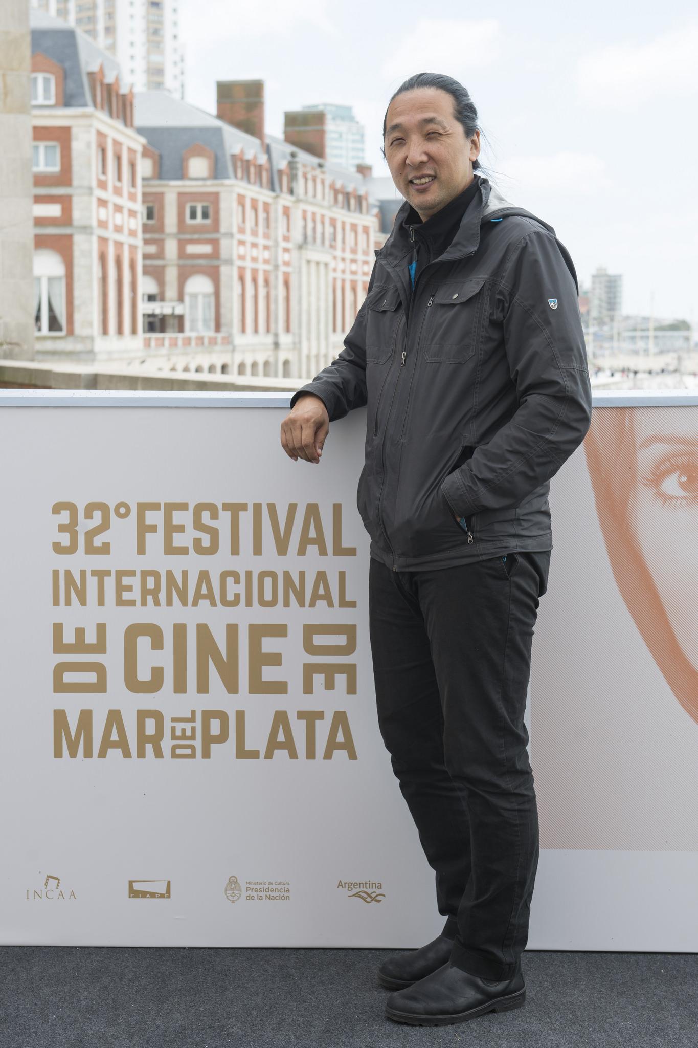 "El realizador coreano Kogonada presentó  ""Columbus"""