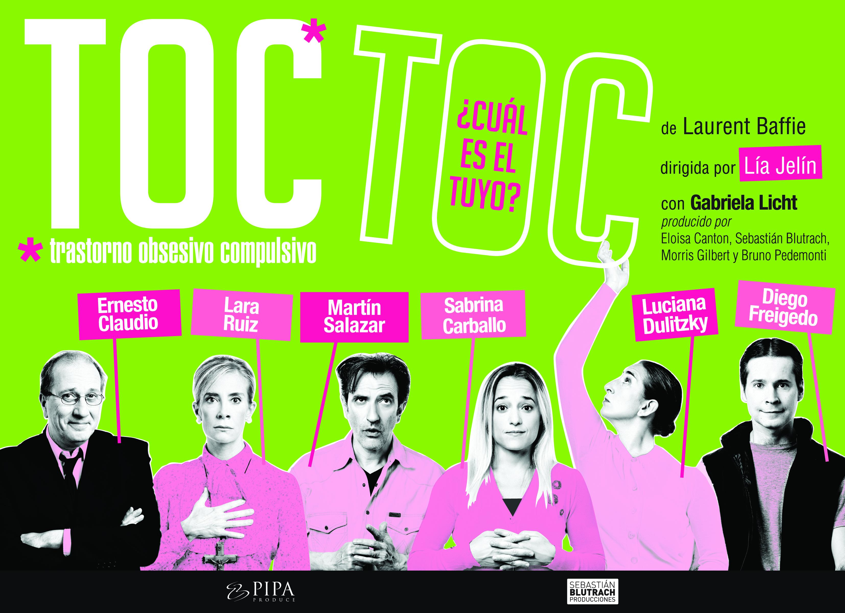 TOC TOC : El fenómeno continúa y regresa en el verano