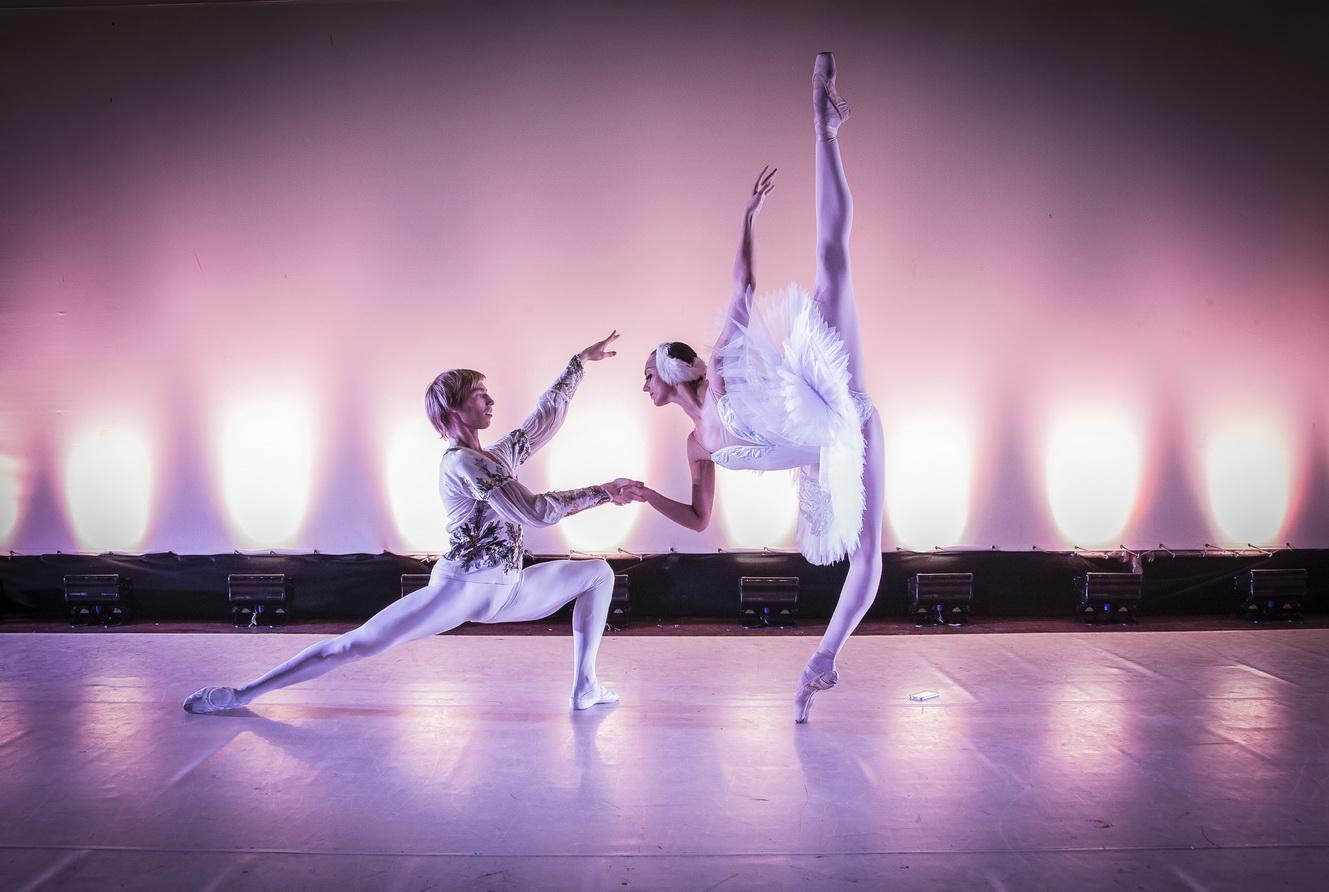 Gala de ballet internacional