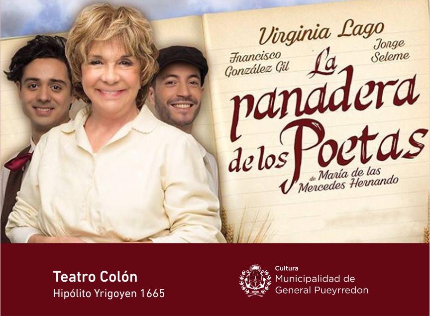 """Virginia Lago regresa en Semana Santa con """"La panadera de los poetas"""""""