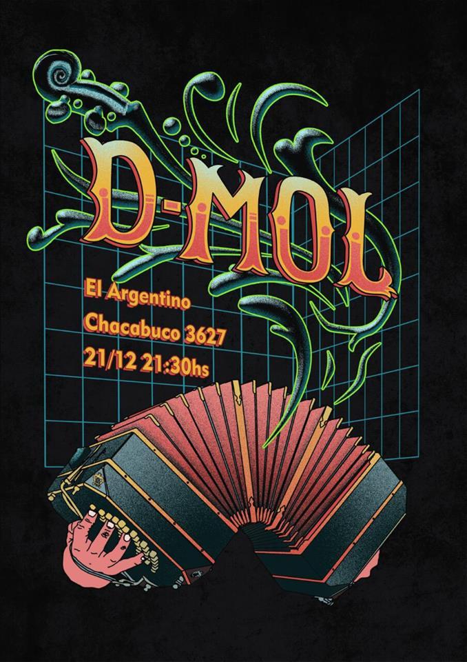 D-Mol : electrónica con esencia de tango