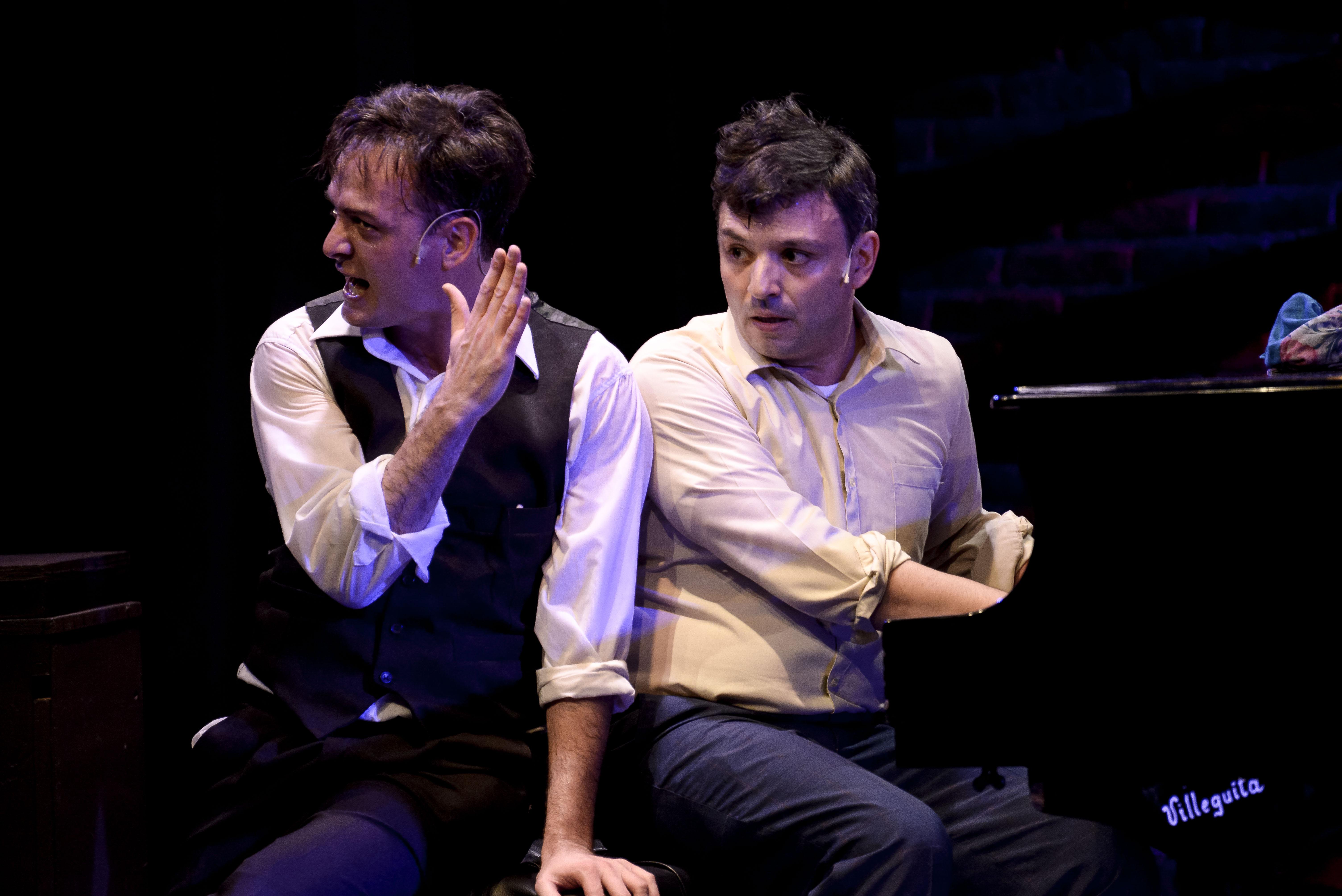 """""""Asesinato Para Dos"""":  el musical ganador del Premio Hugo de Oro"""