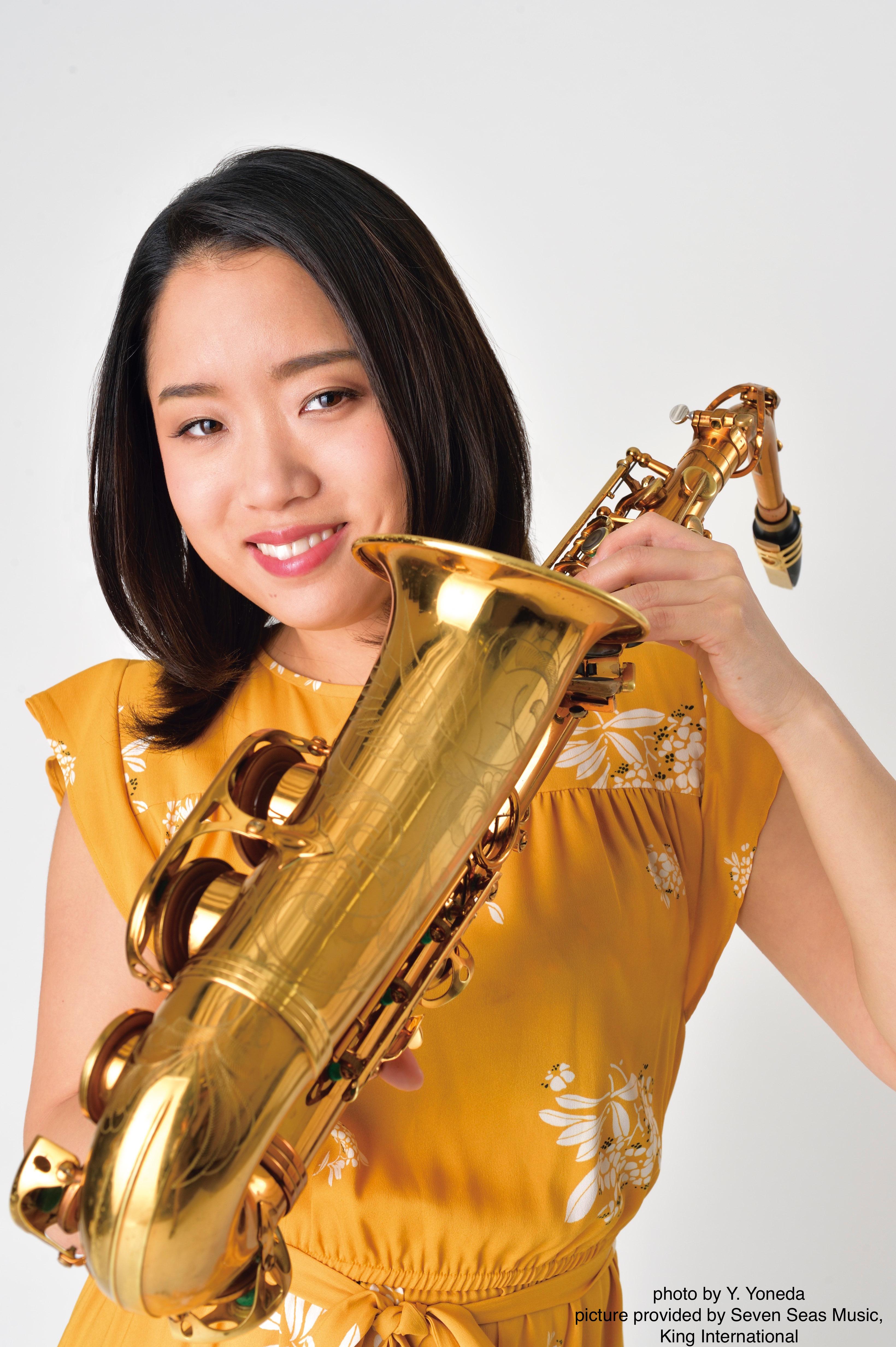 Desde Japón, llega  Erena Terakubo para brindar una clínica y un recital