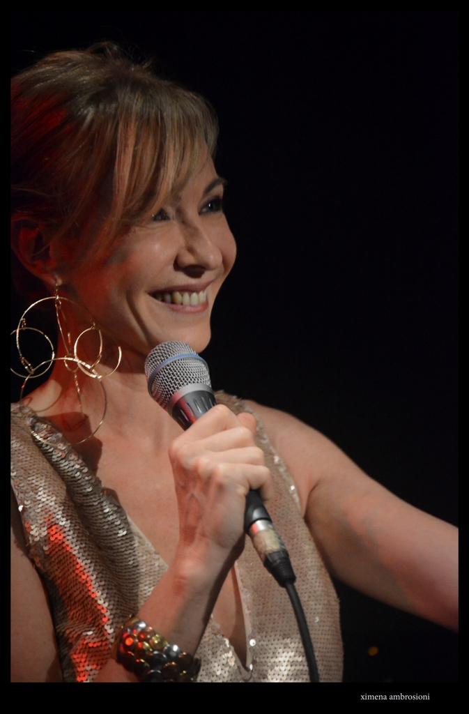 Inés Estévez & Magic en el Auditorium