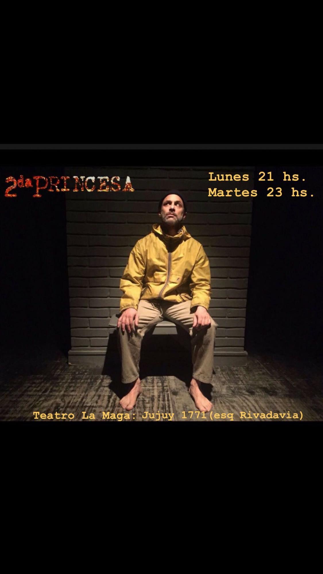 """Lucas Ferraro navega por las emociones del """"2da. Princesa"""""""