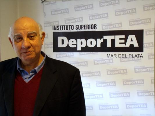 Taller de Relato Deportivo en DeporTEA Mar del Plata