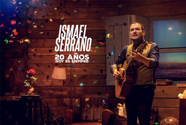 Ismael Serrano pasará por Mar del Plata con su gira aniversario
